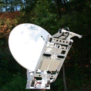 Vehicle Mount Antennas 1.8m Vehicle-Mount / DriveAway Premium SNG/MIL AntennasSNG
