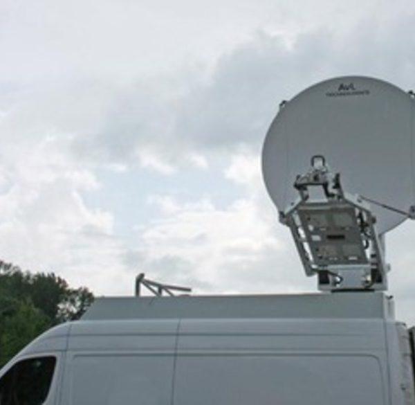 2.4m Vehicle-Mount / DriveAway Premium SNG/MIL Antennas