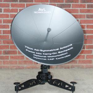 Flyaway Antennas 70cm Axi-Symmetrical Manual FlyAwaySNG