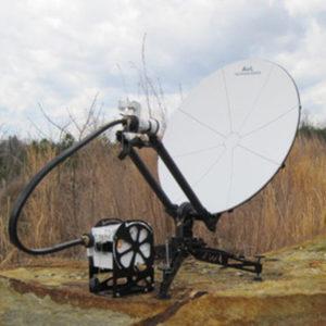 Flyaway Antennas 1.0m Manual FlyAway SNG/Mil AntennaSNG