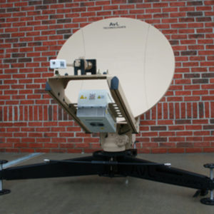 SNG Antennas 85cm LEO / MEO Tracking Ka-Band SNG AntennaLEO / MEO Tracking