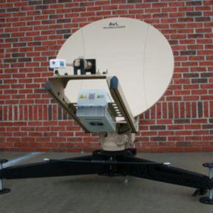 Flyaway Antennas 85cm LEO / MEO Tracking Ka-Band FlyAway AntennaLEO / MEO Tracking