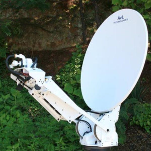 1.2m Vehicle-Mount / DriveAway Standard SNG/Mil Antenna