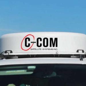 Vehicle Mount Antennas inMotion-Ku Driveaway Antenna