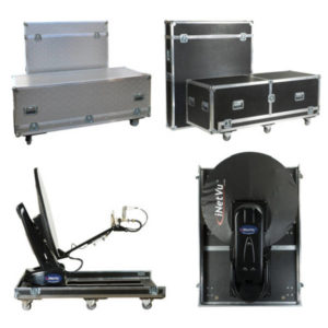 Antenna Accessories C-Com Transportable Cases