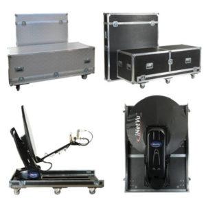 Antenna Accessories C-Com Transportable Cases
