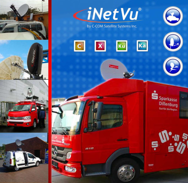 C-COM iNetVu Emergency Communication