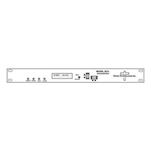 Upconverter 70MHz 250-750MHz