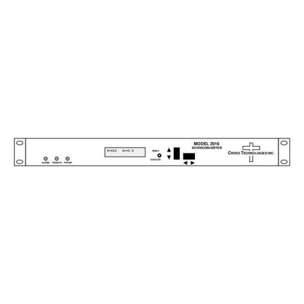 Downconverter 130-512 MHZ 70±10MHz 1MHz Steps