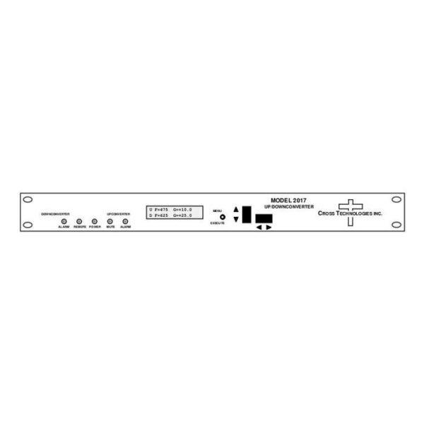 Up/Downconverter 70MHz 250-950MHz 1MHz Steps