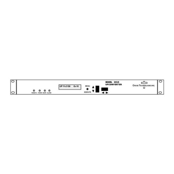 Upconverter 140MHz 950-1525MHz