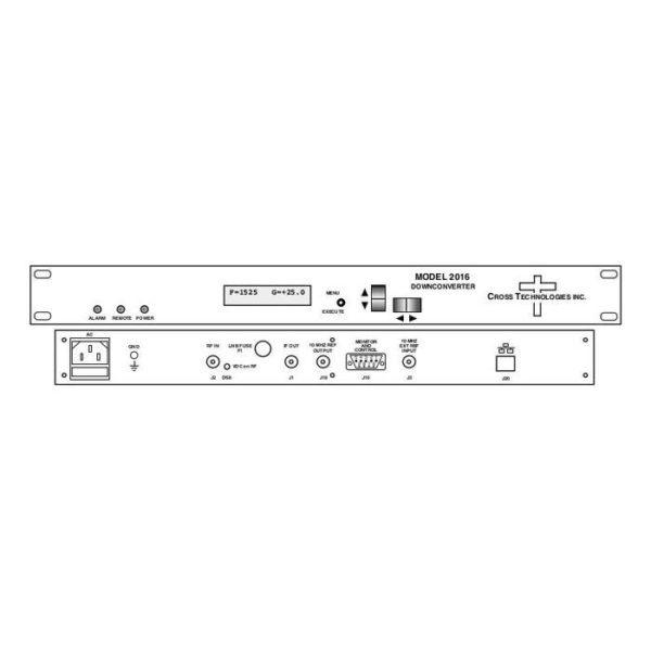 Downconverter 950-1525MHz 70MHz