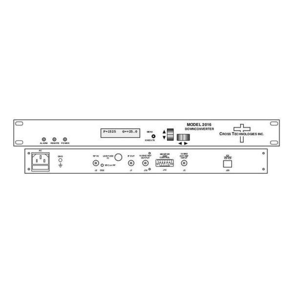 Downconverter 950-2150MHz 70MHz