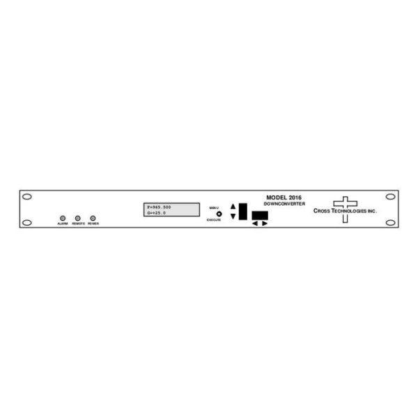 Downconverter 965.5MHz 140MHz Fixed