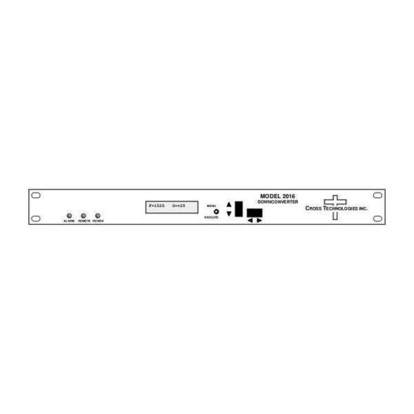 Downconverter 1300-2700MHz-70MHz 1MHz Steps