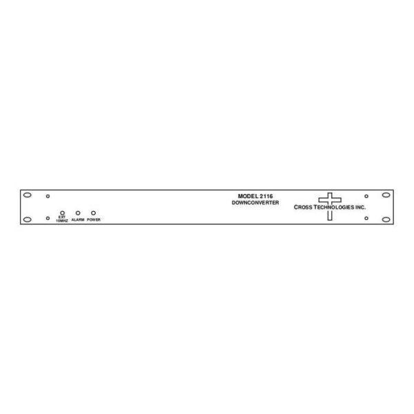 Block Downconverter 5.5-6.0GHz 1.2-1.7GHz