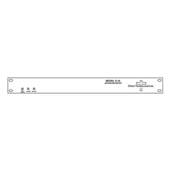 Block Downconverter 10.7-11.7GHz 0.95-1.7GHz
