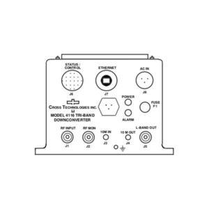 Converters Tri-Band Downconverter 0.95-2.05GHz