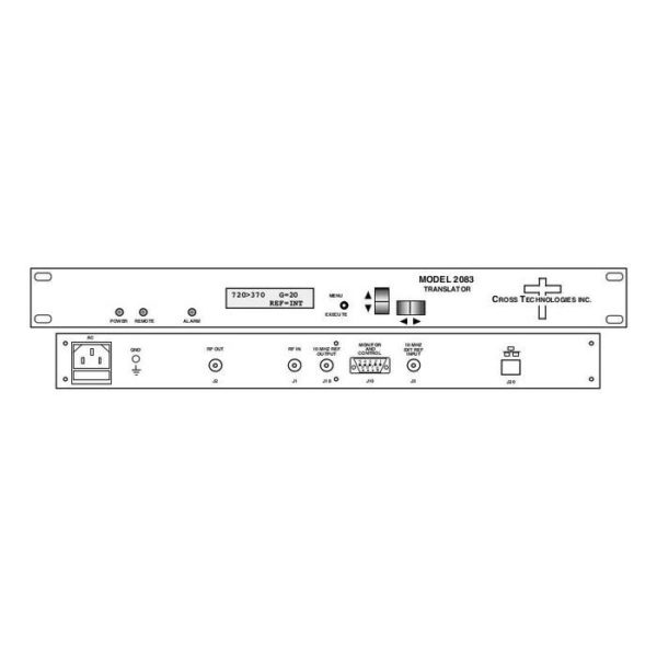 Translator 225-295MHz 950-1020MHz