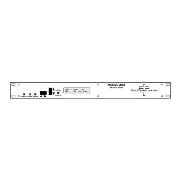 Block Translator 1650-2150 250-750MHz