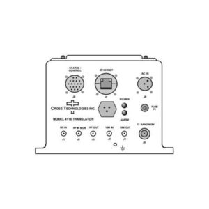 Converters Ka-Band Translator 27.5-31.0 17.7-21.2GHz in 4 bands
