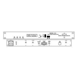 Converters Multi-Band Translator 1-5 input RF bands 1-5 output RF bands
