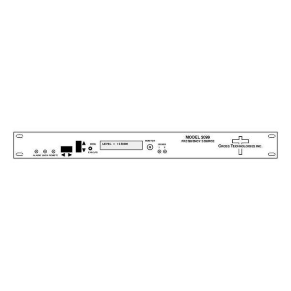 Frequency Source 8-Port 10MHz Reference