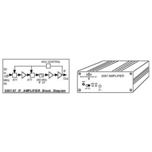 Amplifiers IF AGC Amplifier