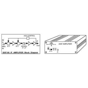Amplifiers IF AGC Amplifier