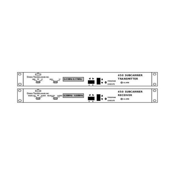 Dual Channel Subcarrier Modulator or Demodulator
