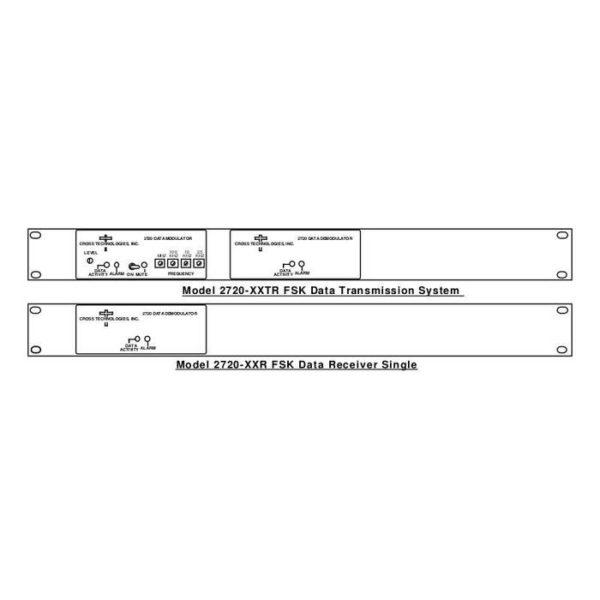 Subcarrier FSK Data System