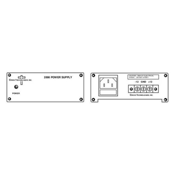 Power Supply +12 VDC
