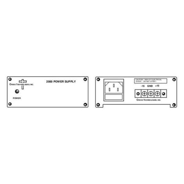 Power Supply +15 VDC