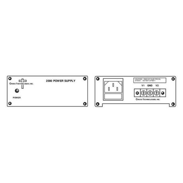 Power Supply +18 VDC