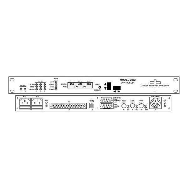 Redundant Unit Controller 47 Volts Switch Drive