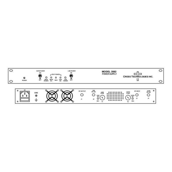 DC Power Supply SSPB and LNB Applications
