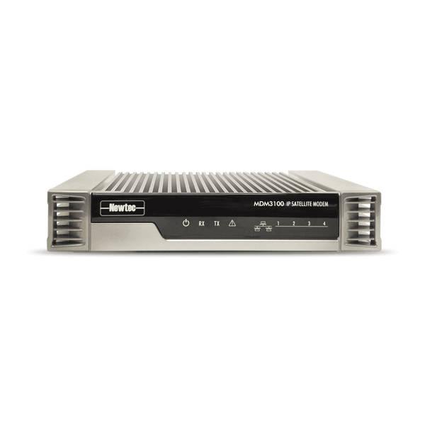 MDM3100 IP Satellite Modem