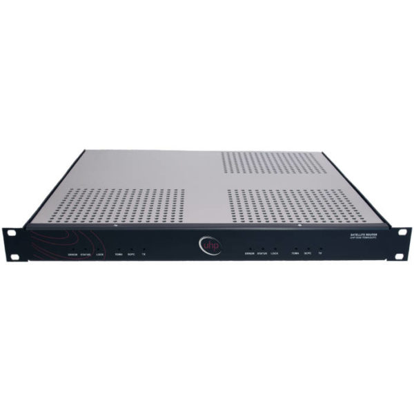 UHP-8000 Dual Satellite Router