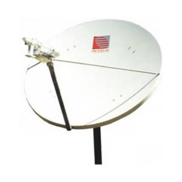 VSAT Antennas 1.8M C & Ku-Band Rx/Tx AntennaRx/Tx