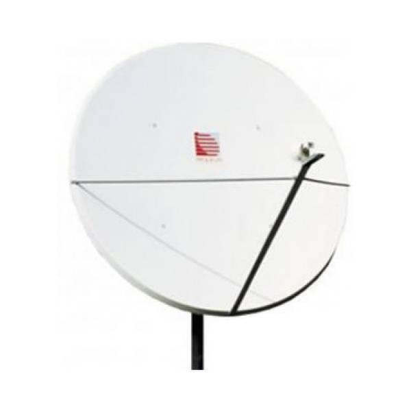 VSAT Antennas 1244 2.4M C-Band Tx/Rx AntennaRx/Tx