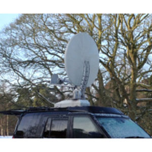 Vehicle Mount Antennas Holkirk VM120 1.2m Vehicle Mount VSATMobile VSAT|Rx/Tx