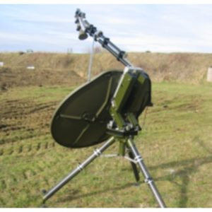 Flyaway Antennas TP120 1.2m Tri-band X