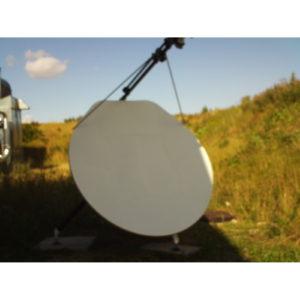 Flyaway Antennas TP150X 1.5m Tri-band X