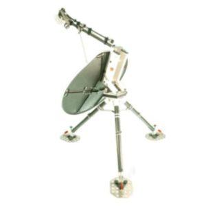 Flyaway Antennas TPRO 120 1.2m Rx Only Ku Band FlyawayVSAT|Rx Only