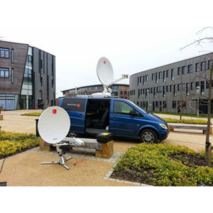 VSAT Antennas VM120 Ka 1.2m Ka-Band Vehicle MountMobile VSAT