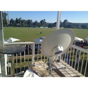 VSAT Antennas Holkirk QD-77 0.77m Quick Deploy AntennaVSAT|Rx/Tx