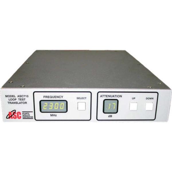 Model ASC 710 Ku Band Loop Test Translator
