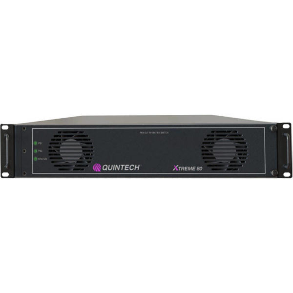 XTREME 80 Port Fan-Out L-Band RF Matrix Switch
