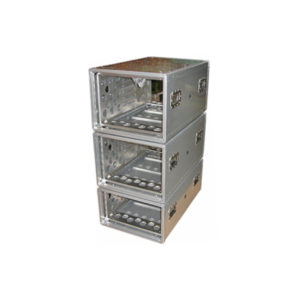 Shipping Cases EMC/EMI ShieldingOptions
