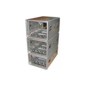 Shipping Cases EMC/EMI ShieldingOptions